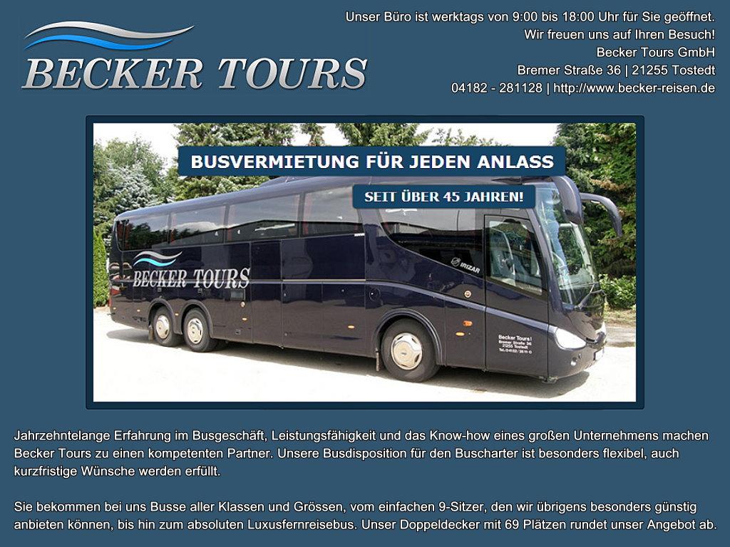 Becker Reisen