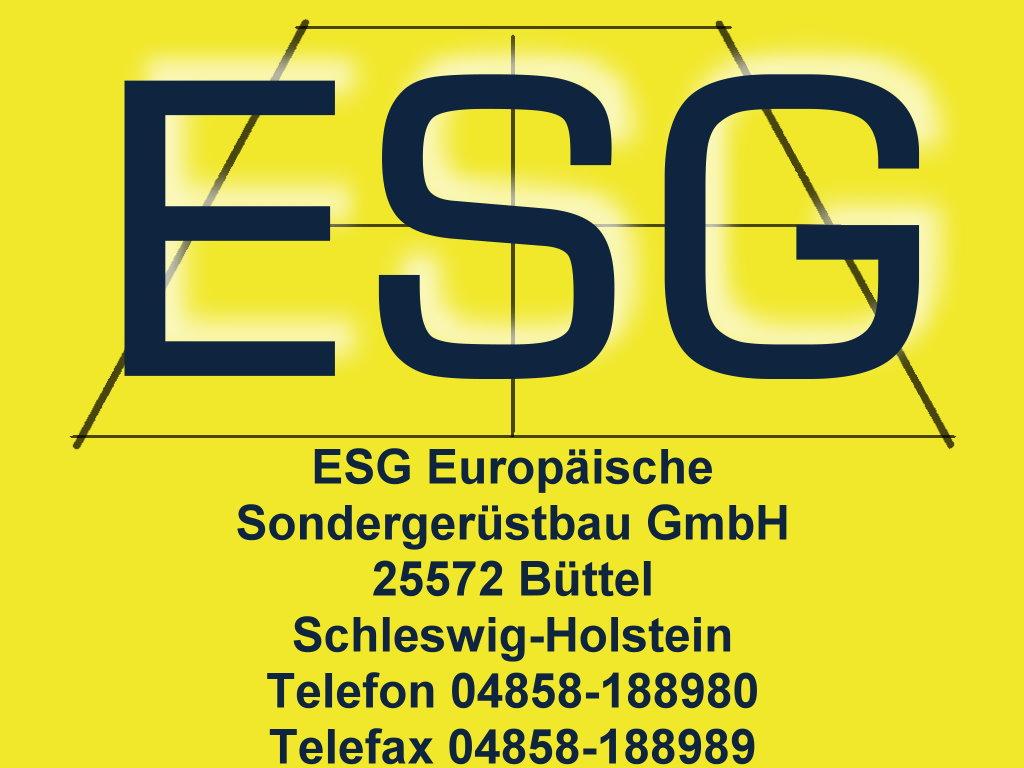 ESG Sondergeruestbau