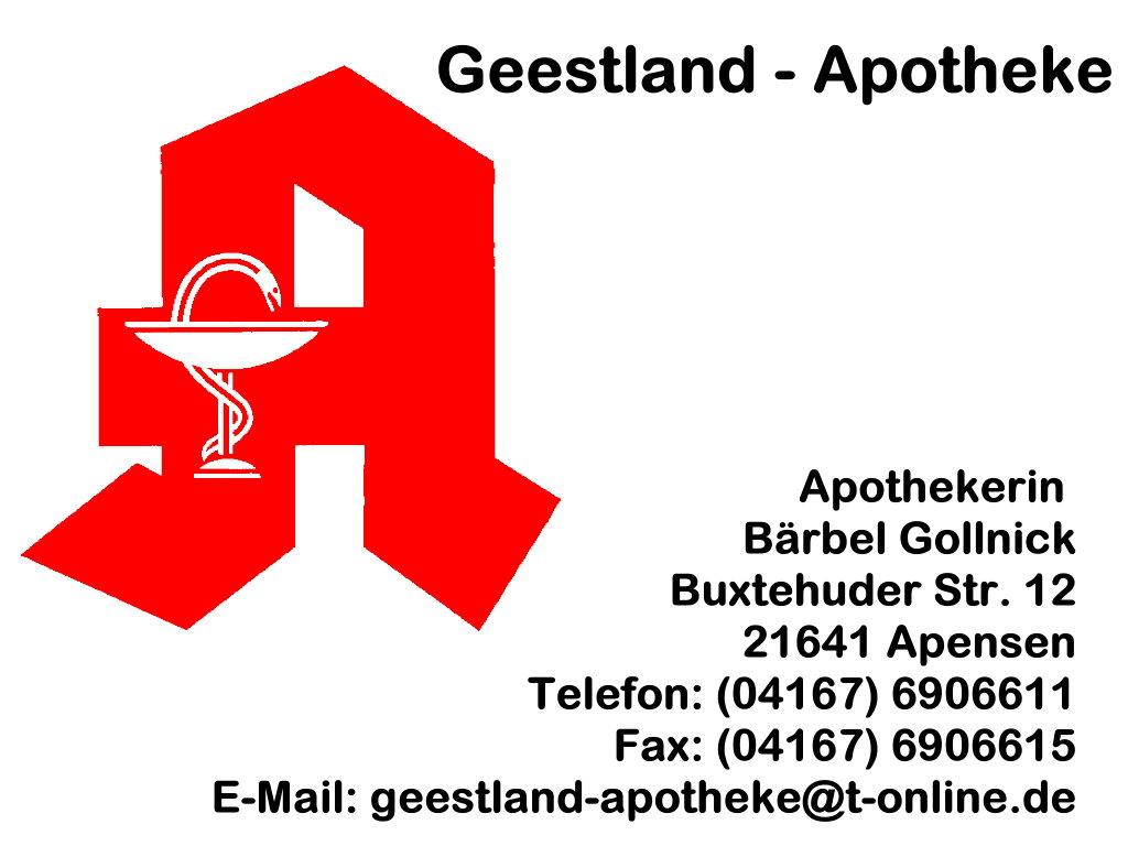 Geestland Apotheke